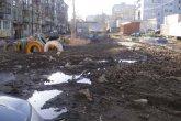Детскую площадку сломали, но обещали восстановить