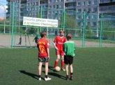 Окружной футбольный Кубок достался гимназистам