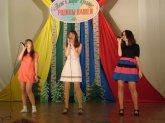 Состоялся второй окружной Фестиваль детского творчества