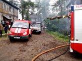 Дом на Краснофлотском сгорел не из-за грозы