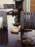 Минстрой приказал разобраться с затоплением микрорайона в Архангельске
