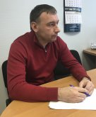 Депутат Олег Черненко провел личный прием