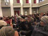 Депутат Ирина Чиркова приняла участие в заседании Архангельской организации «Дети войны»