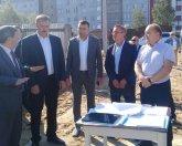 Рабочая поездка по округу главы города и депутатов городской Думы