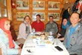 Молодежный клуб взаимопомощи открылся при архангельском храме на Московском проспекте
