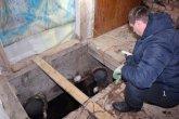 Капремонт на Энтузиастов, 28: «Наш дом превратили в сарай!»