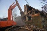 Снос ветхих деревянных домов