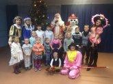Дед Мороз Майской Горки осчастливил подарками сотню детей