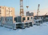 Строительство социальных многоэтажек будет продолжено в Майской Горке.