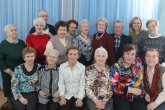 Мартовские посиделки клуба ветеранов