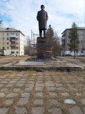 Памятник Ленину преобразится
